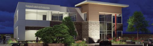 Permian Basin Area Foundation Render