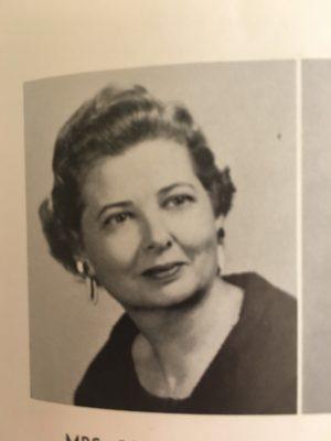 Olga T. Banks